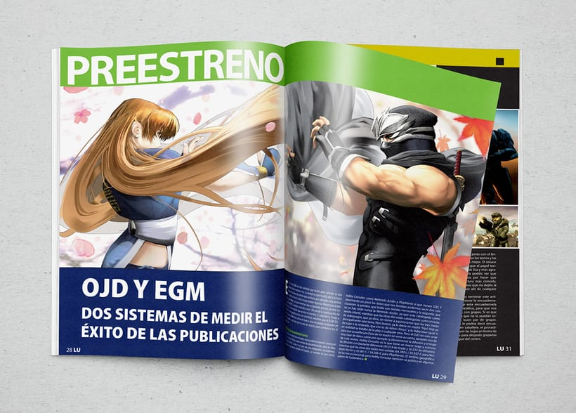 Revista Level Up 10