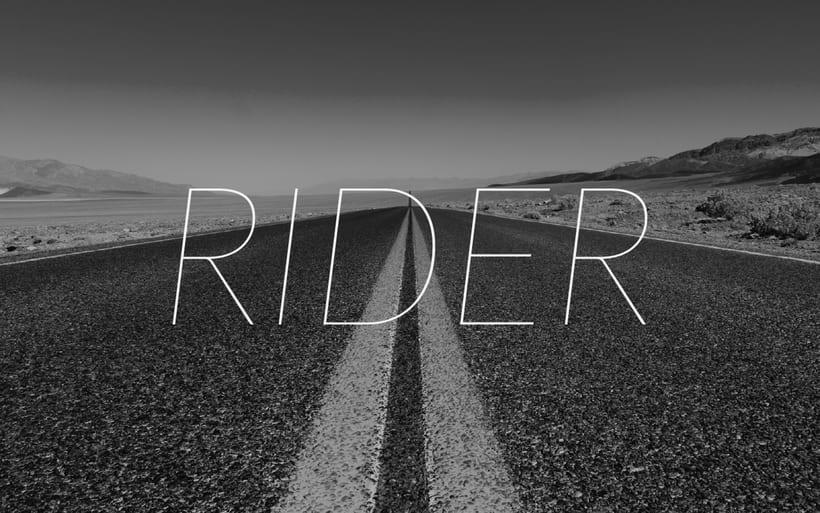 RIDER -1