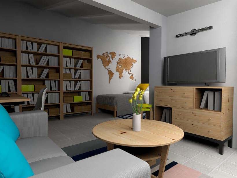 Interiorismo 1