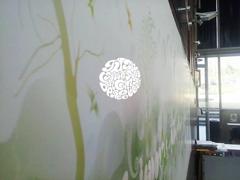 """Exposición en Salonica """" Ilustración digital Celebrate"""" 6"""