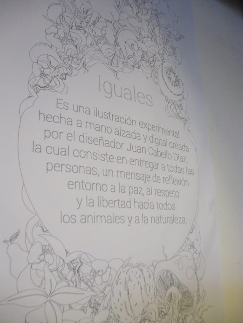 """Exposición """"Iguales"""" Auspiciado por Duoc UC Biblioteca, Sede Plaza Norte, 2015. 6"""