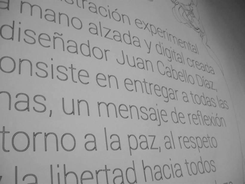 """Exposición """"Iguales"""" Auspiciado por Duoc UC Biblioteca, Sede Plaza Norte, 2015. 11"""