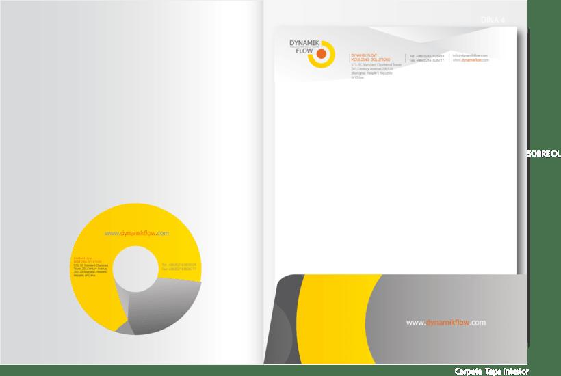 """Proyecto desarrollo de la MARCA:  """" DYNAMIK FLOW moulding solutions"""" 4"""