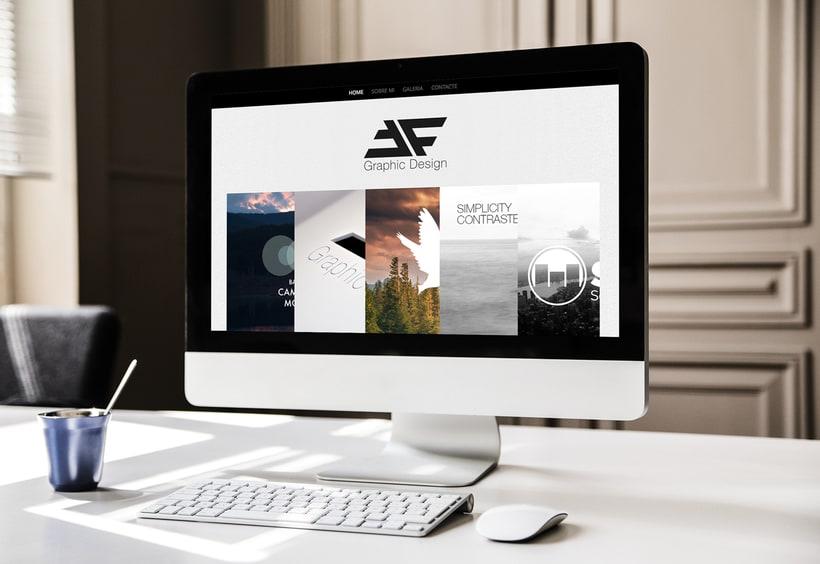 Página web arnaufreixasdesign.com 2