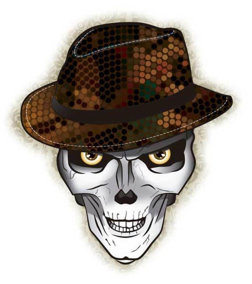 Skull -1