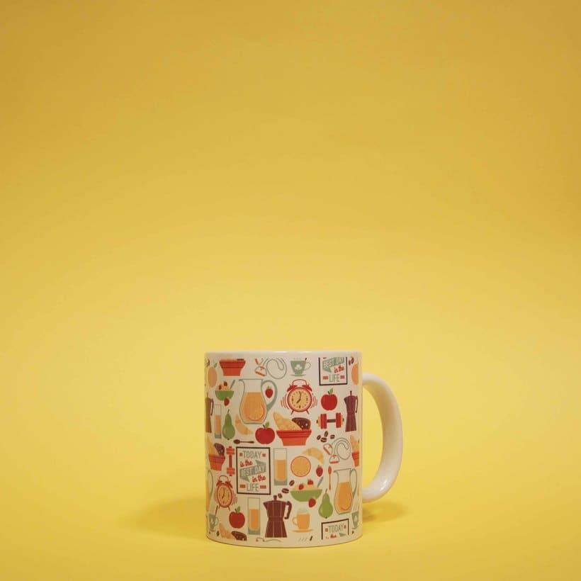 Diseño de tazas 0
