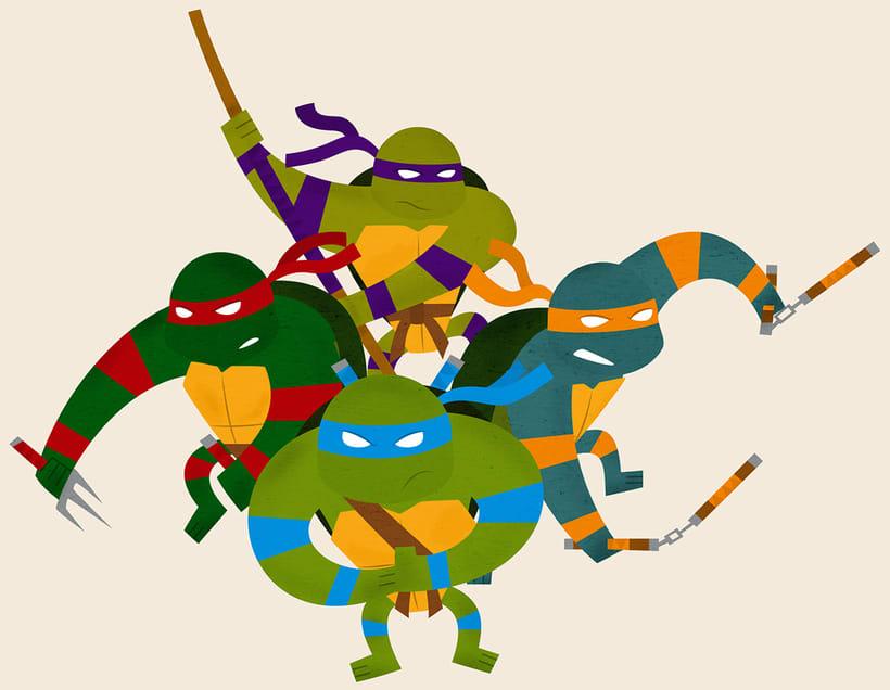 Tortugas Ninja -1