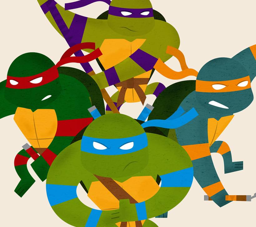 Tortugas Ninja 0