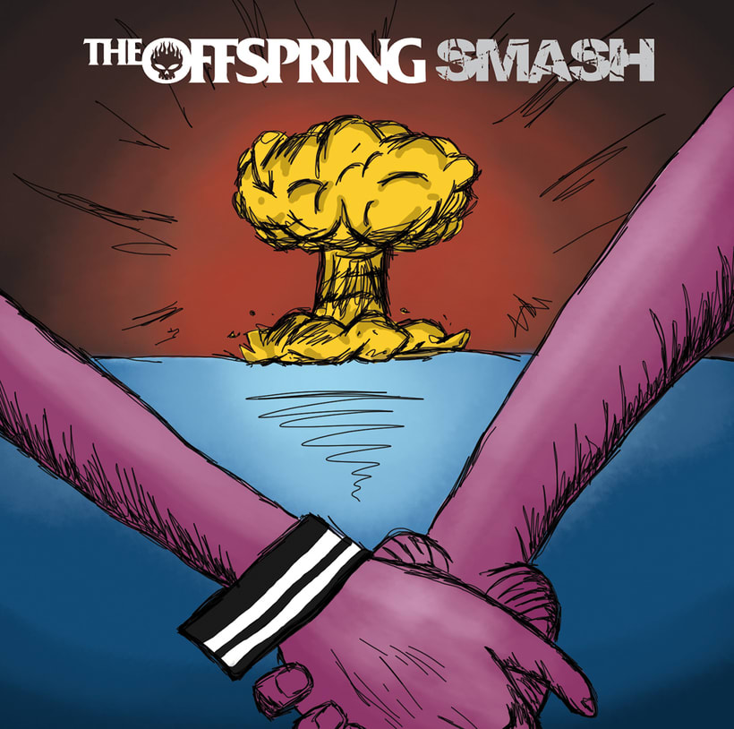 Carátula CD The Offspring 0