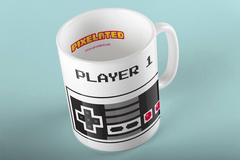 PIXELATED - Merchandising 5