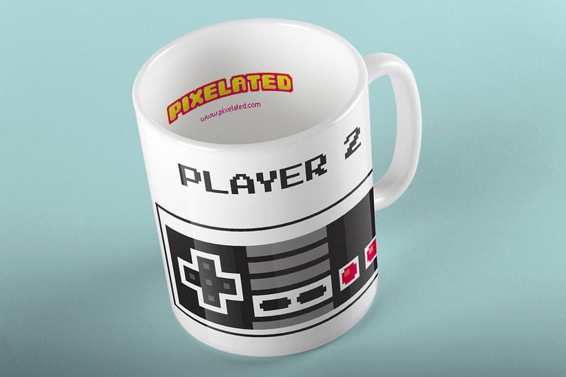 PIXELATED - Merchandising 6