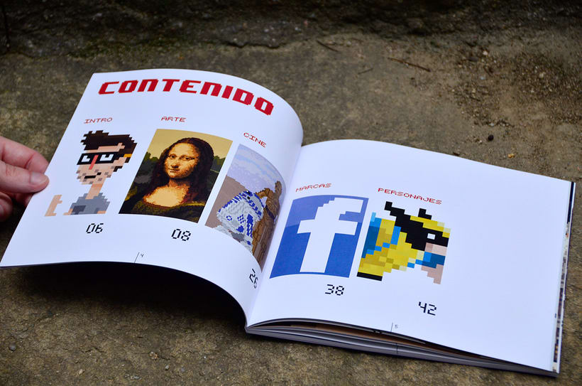 PIXELATED - Libro 4