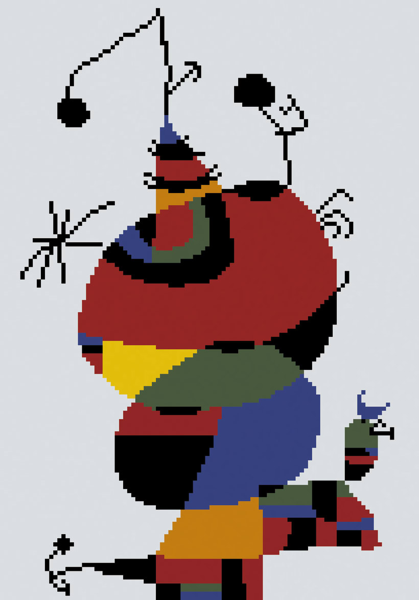 PIXELATED - Ilustraciones 2
