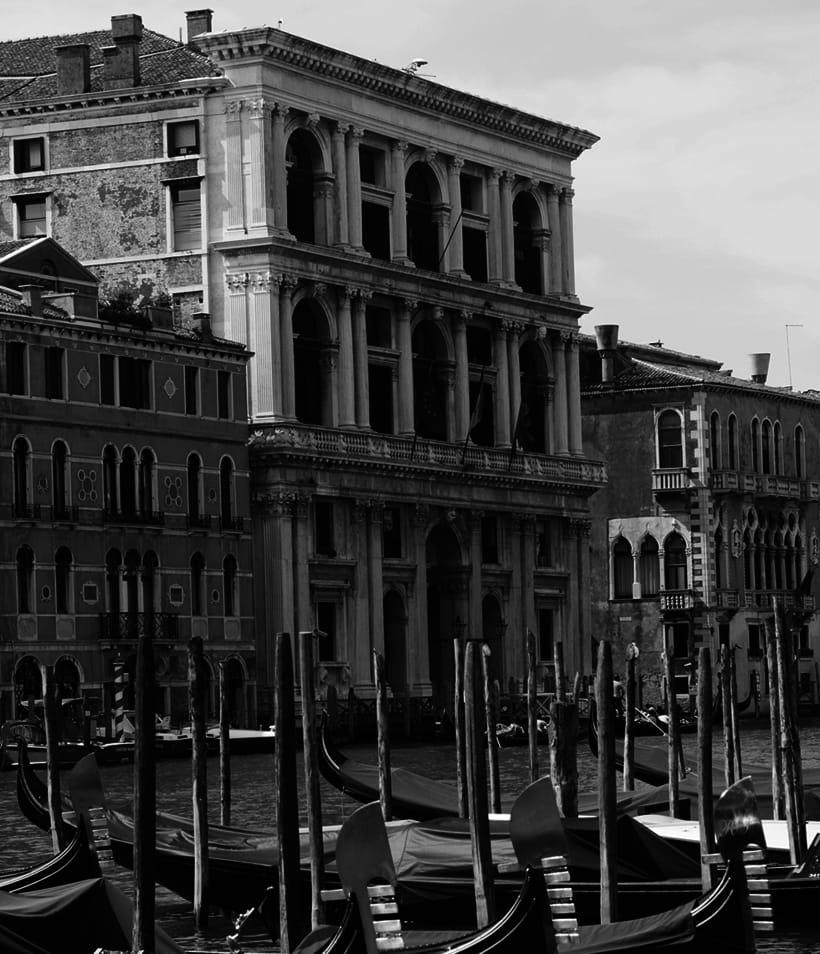 Venecia y el agua, dos mundos integrados 3