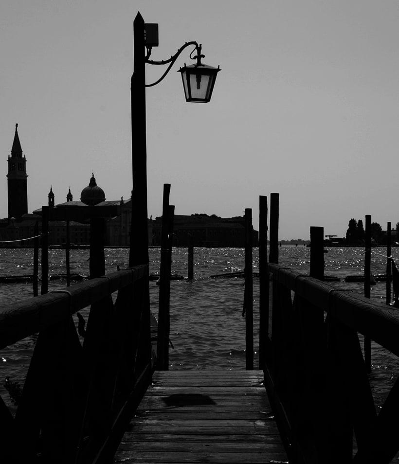 Venecia y el agua, dos mundos integrados 5