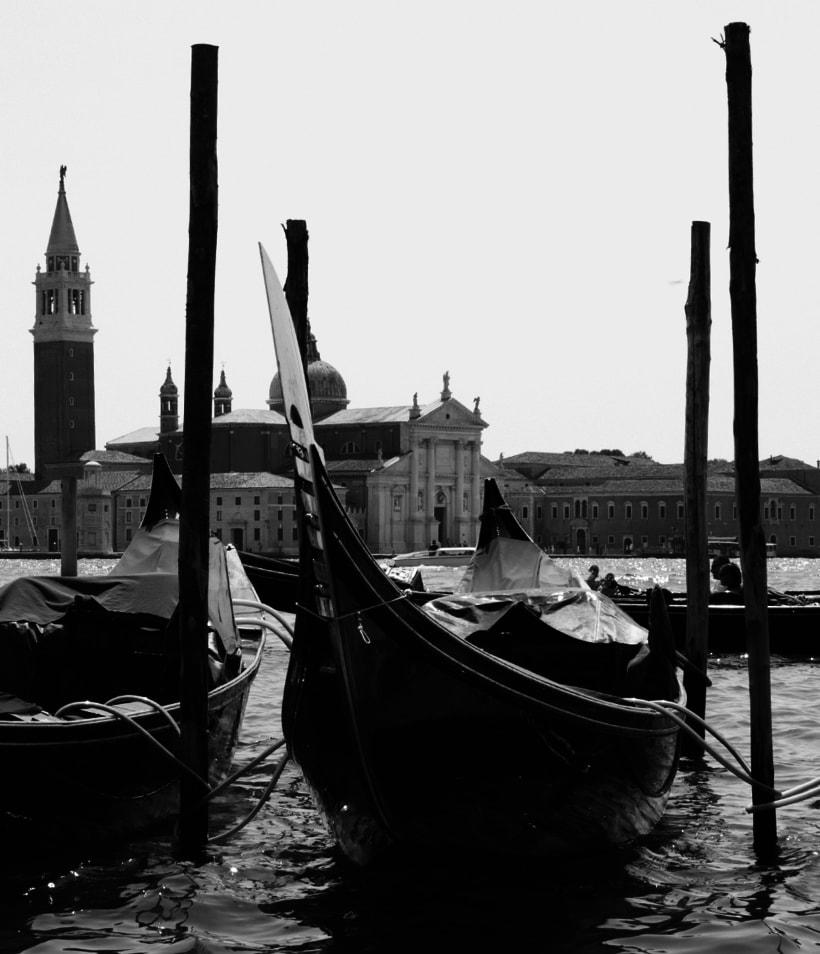 Venecia y el agua, dos mundos integrados 6