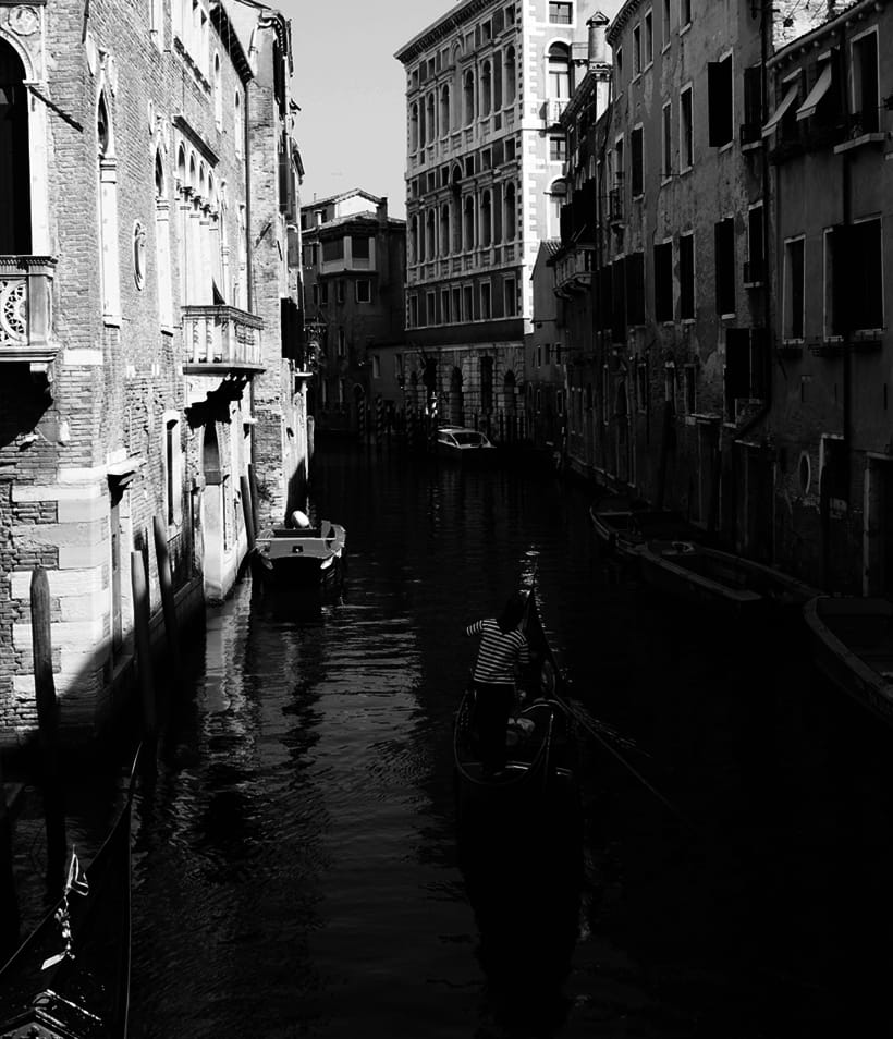 Venecia y el agua, dos mundos integrados 9