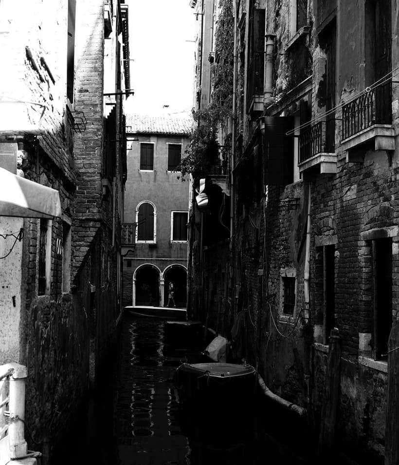 Venecia y el agua, dos mundos integrados 10