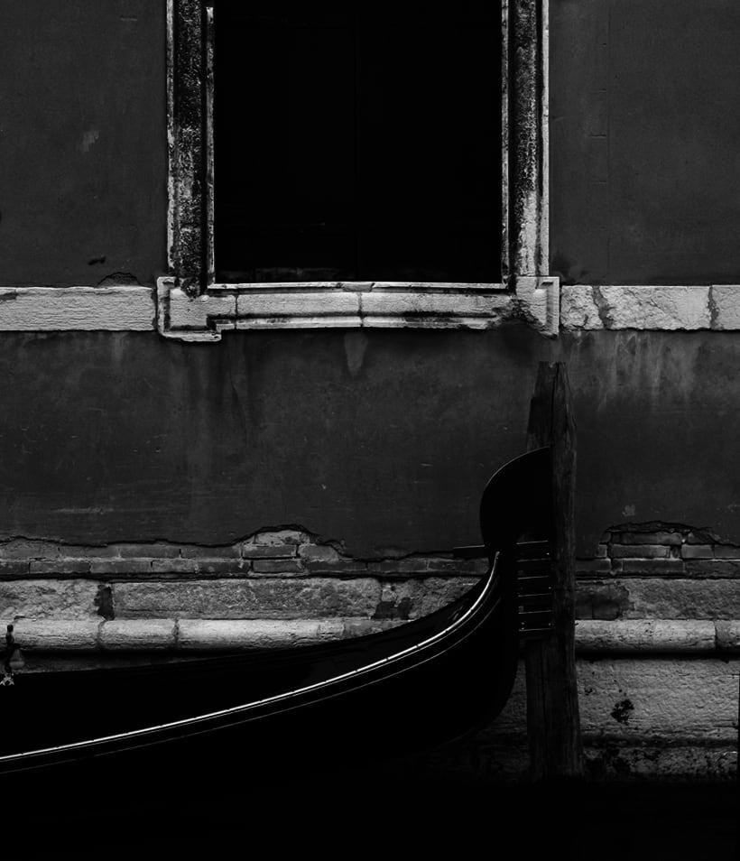 Venecia y el agua, dos mundos integrados 0