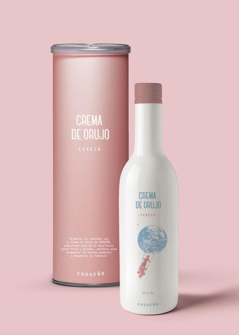 ENSUEÑO - Bebidas Espirituosas 2