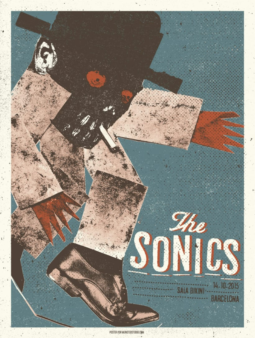 The Sonics poster 0
