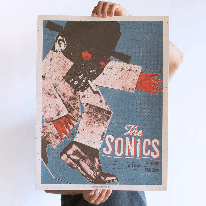 The Sonics poster 2