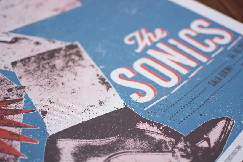 The Sonics poster 11