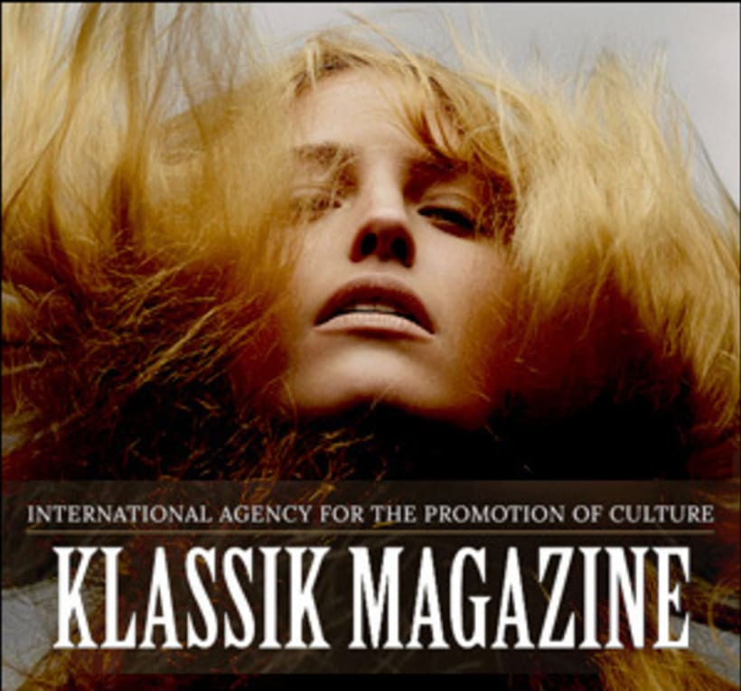 Klassik Magazine International - www.klassikmagazine.com -1