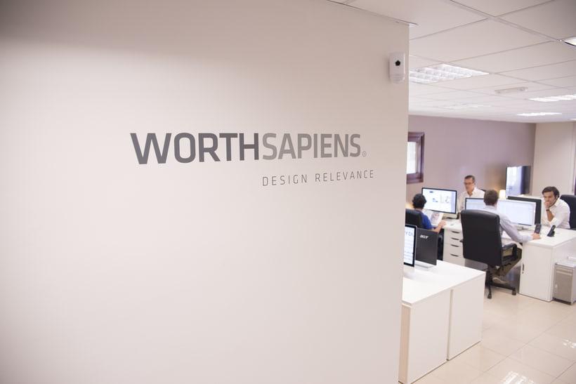 COWORKING MADRID - Puestos de trabajo en alquiler dentro de consultora de Branding 1