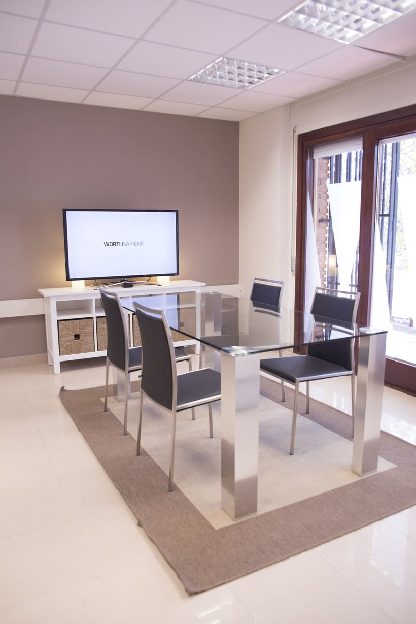 COWORKING MADRID - Puestos de trabajo en alquiler dentro de consultora de Branding 5