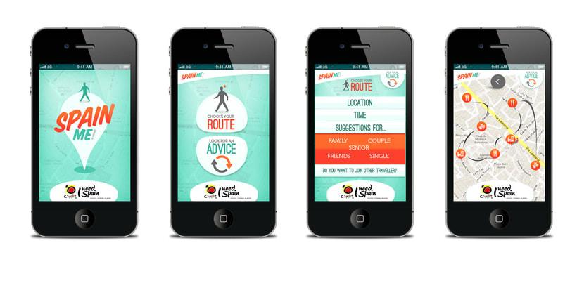 Spain me App! - Turespaña 0