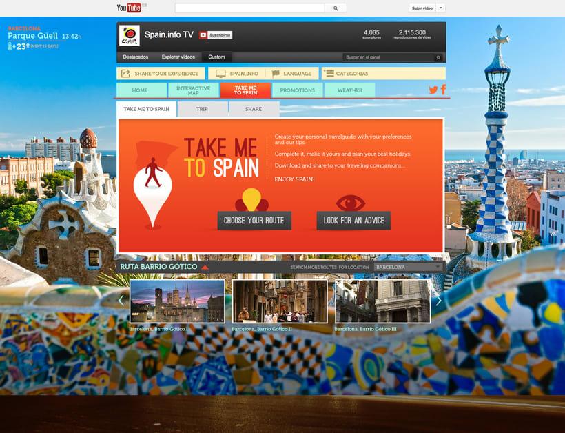 Spain me App! - Turespaña 1