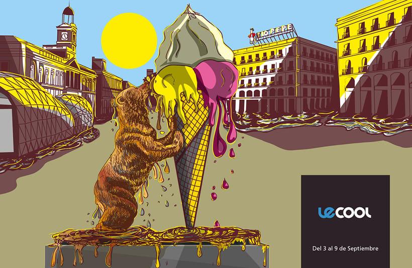 "Portadas ""Le Cool Madrid"" (septiembre) 1"