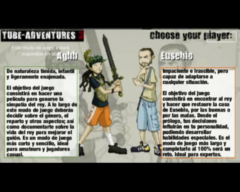 Proyecto Tube Adventures 3 6