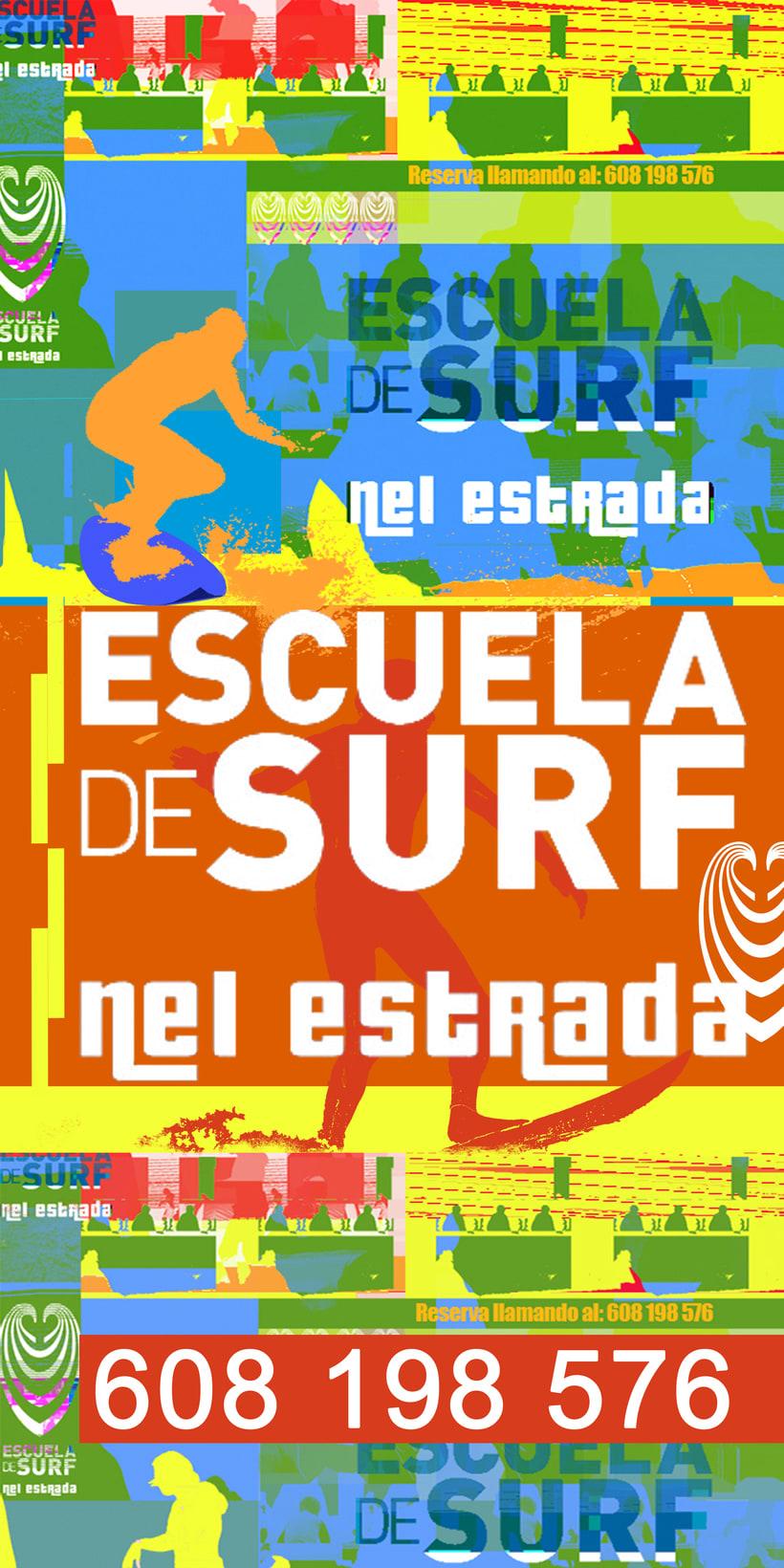 ESCUELA DE SURF NEL ESTRADA (Santander) 2