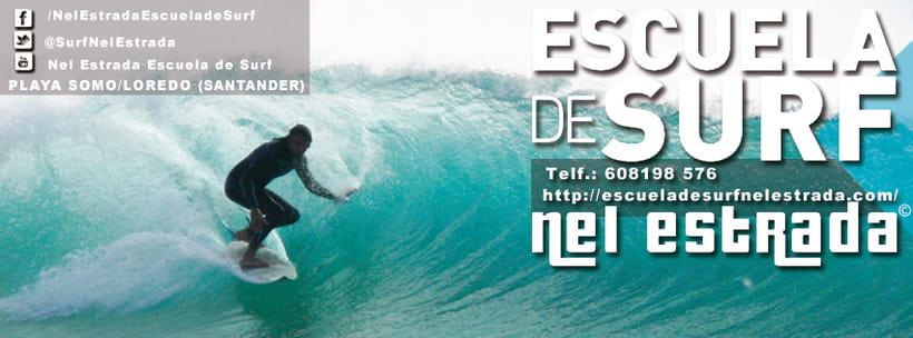 ESCUELA DE SURF NEL ESTRADA (Santander) 5