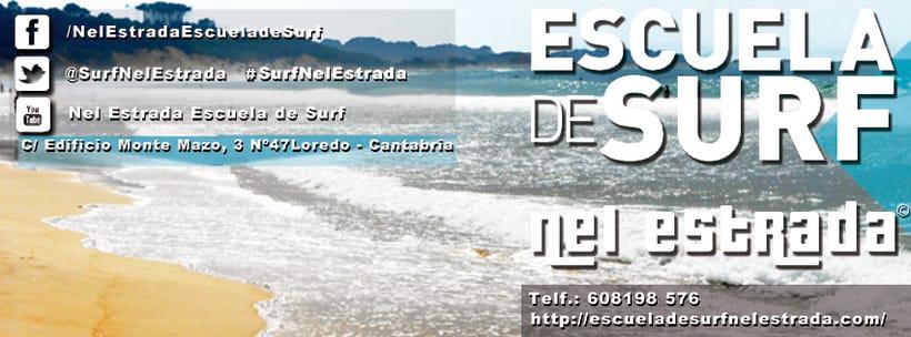 ESCUELA DE SURF NEL ESTRADA (Santander) 7