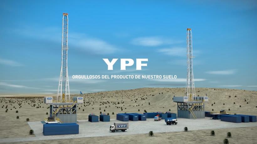 Video sobre sistema Walking Rigs - YPF 5