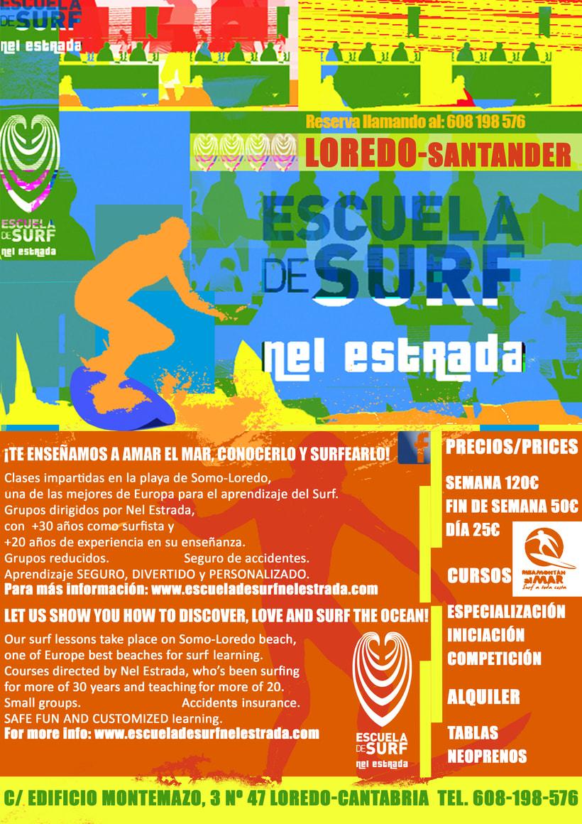 ESCUELA DE SURF NEL ESTRADA (Santander) 10
