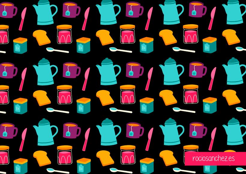 Breakfast Pattern 1