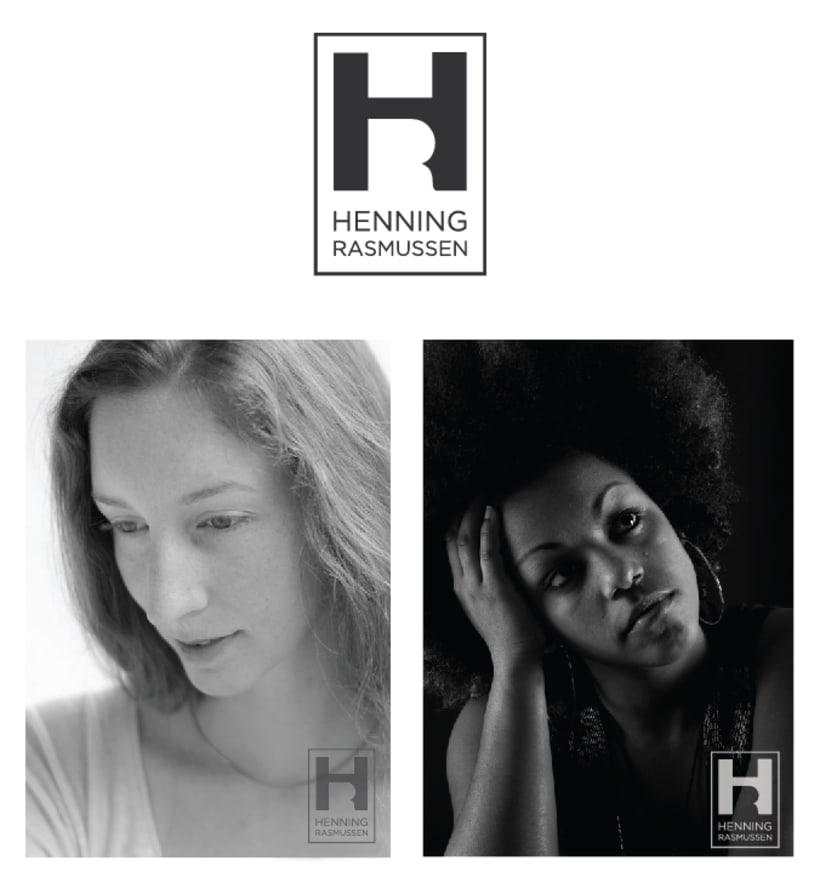 Branding Henning Rasmussen Photographer 2