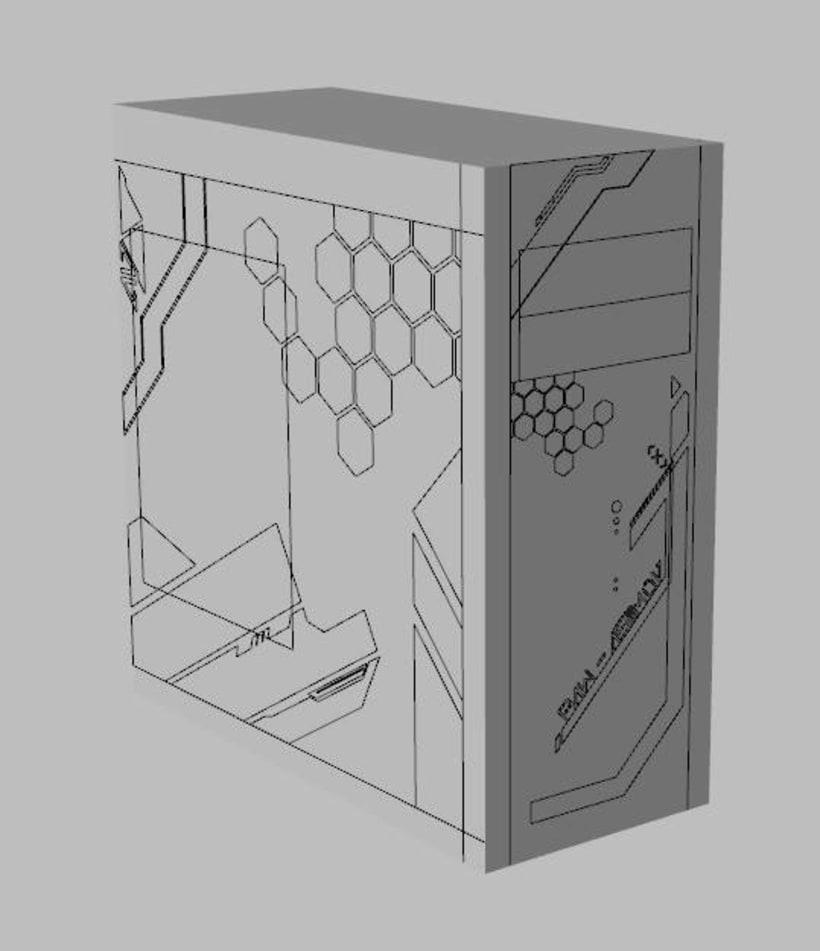Asiimov's PC personalisation 1