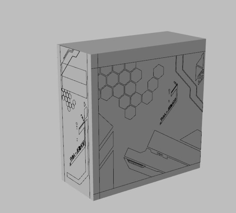 Asiimov's PC personalisation 2