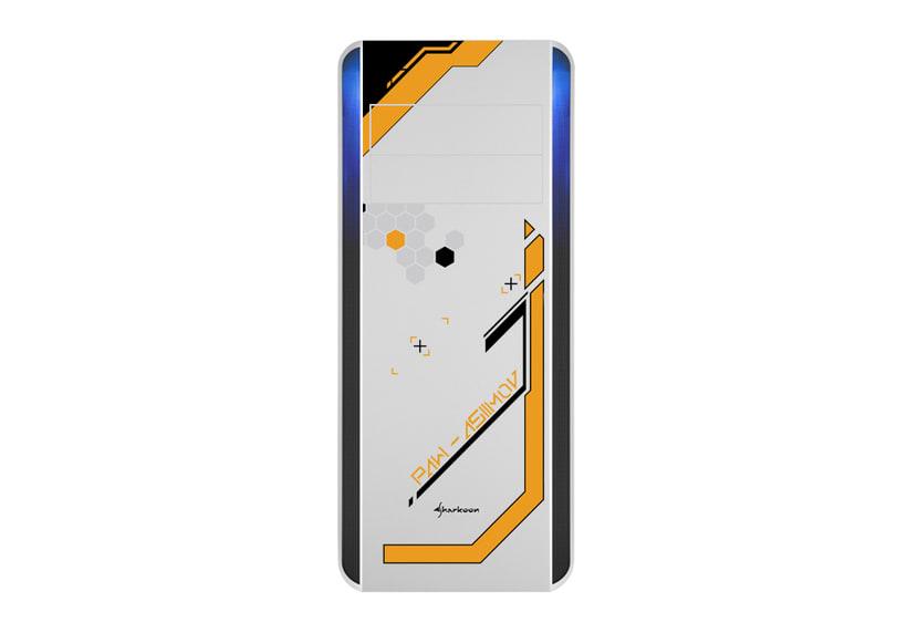 Asiimov's PC personalisation 7