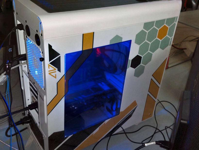 Asiimov's PC personalisation 11