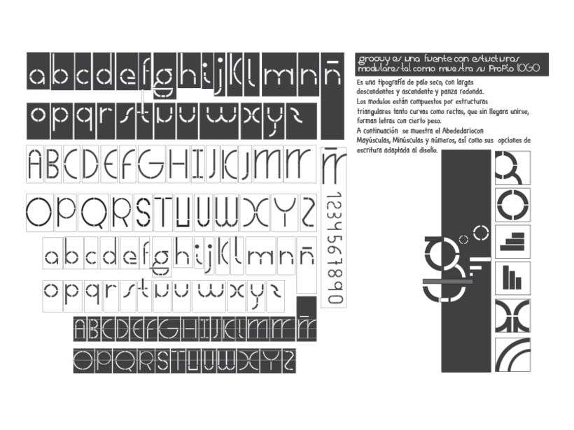 Tipografía modular y aplicaciones -1