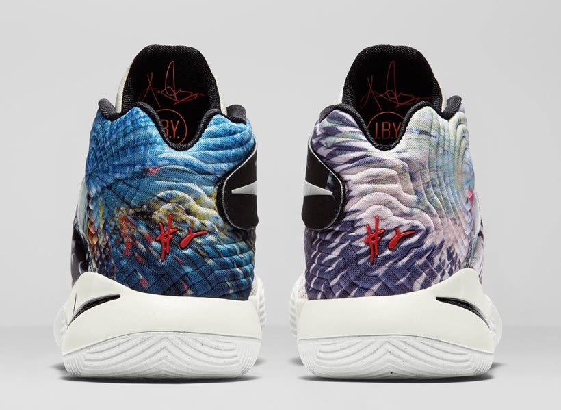 Nike Basketball / KYRIE  2  'EFFECT' / Art 4