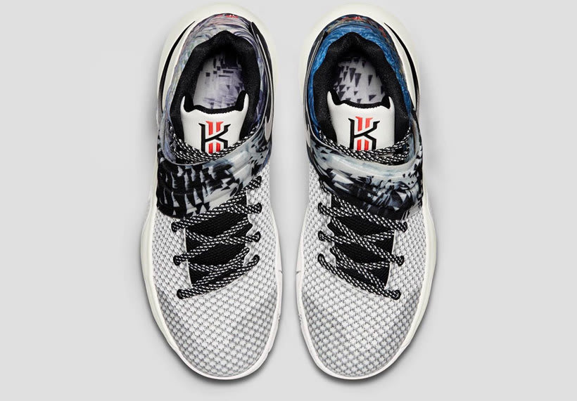 Nike Basketball / KYRIE  2  'EFFECT' / Art 3