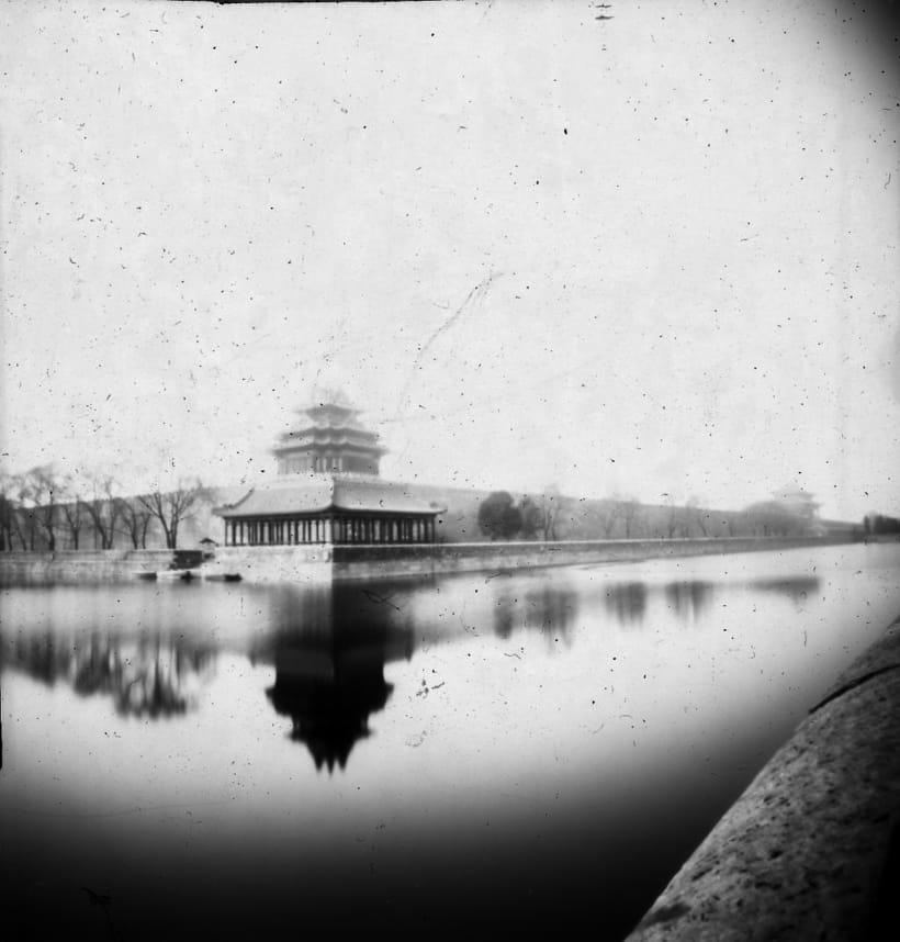 Fotolateras Ciudades enlatadas: Ciudad prohibida Beijing 2014 -1