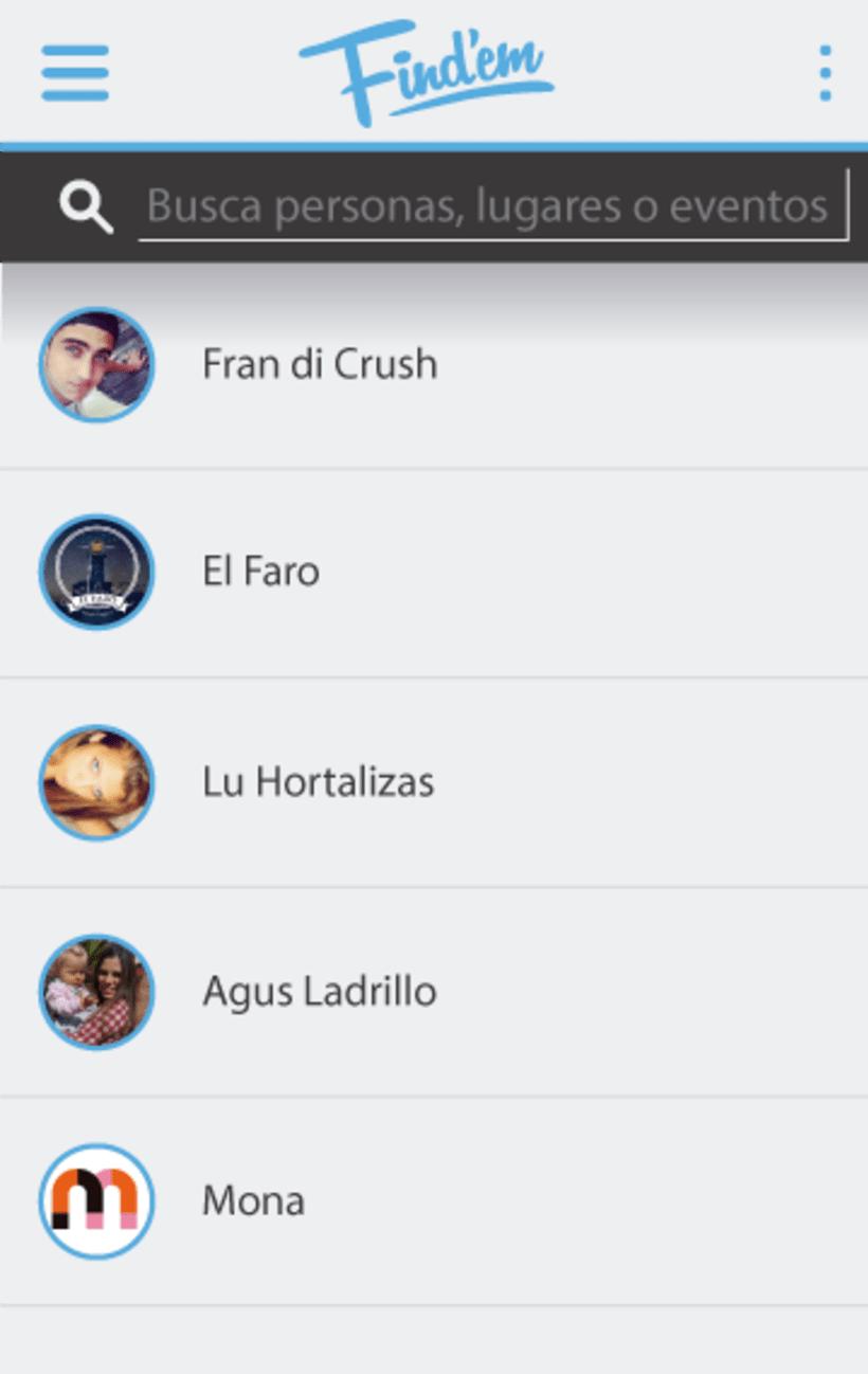 Find'em - App 20